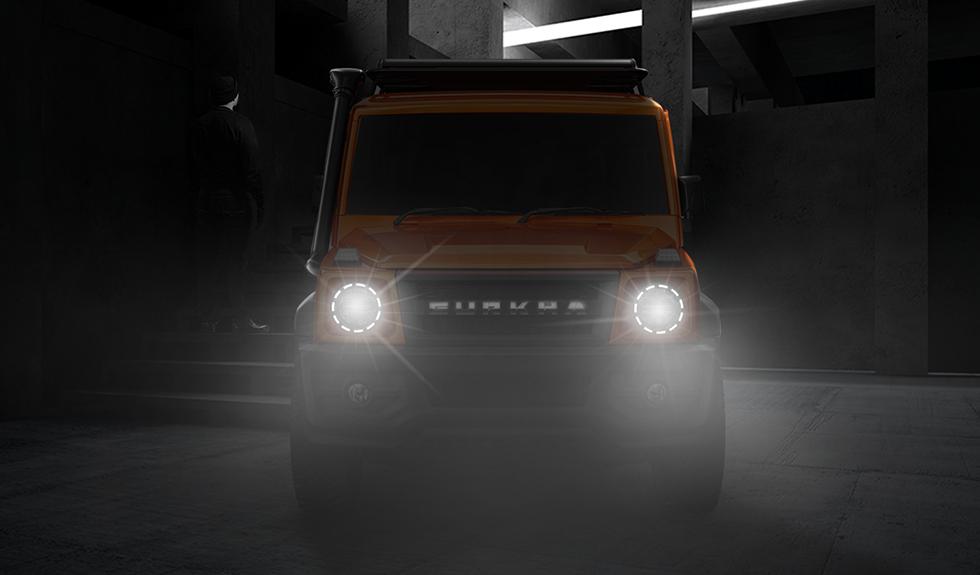 Gurkha Car